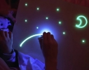 Творческий набор Рисуй светом А4 2 маркера фото 2