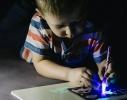 Творческий набор Рисуй светом А4 2 маркера фото 5