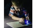Ручка-шпион для набора Рисуй Светом синяя фото 3
