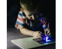 Ручка-шпион для набора Рисуй Светом фиолетовая фото 3