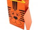 Детский ящик Українська оселя для хранения игрушек Тигр фото 1