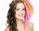 Волшебные бигуди для длинных волос Magic Leverag фото 1