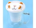 Заварочная чашка Котейка, 400мл фото