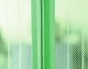 Антимоскитная шторка NOT FLY на сплошном магните 210 x 100 см. Зеленая фото 1