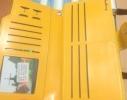 Клатч Baellerry Business желтый