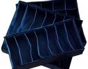 Комплект органайзеров для белья Звездное небо 3 шт