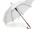Зонт-трость с деревянной ручкой фото