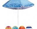 Пляжный зонт с наклоном 1,8 м Anti-UF фото
