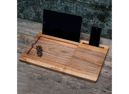 Подставка для iPad дерево фото