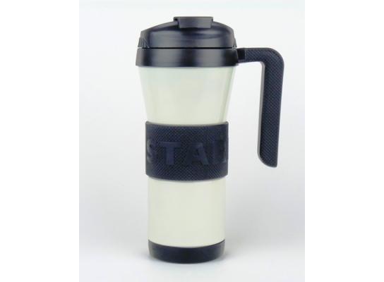 Термокружка Grip Handle White 473 мл Starbucks фото