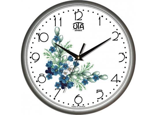 Часы настенные круглые Глория фото