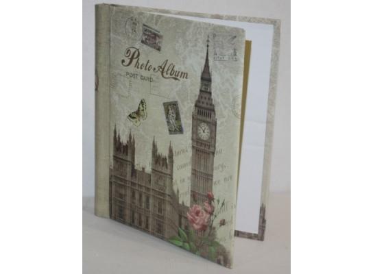 Фотоальбом на 20 магнитных листов Big Ben фото 1