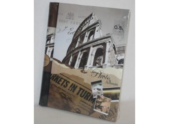 Фотоальбом на 20 магнитных листов Колизей фото