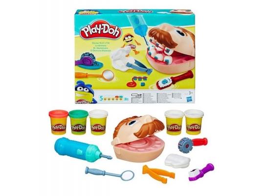 Игровой набор Play-Doh Hasbro Мистер Зубастик фото 1