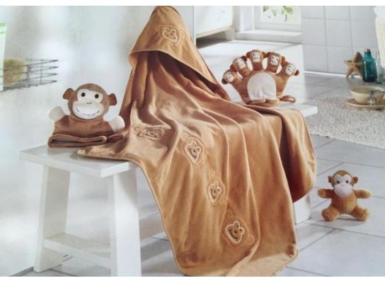 Набор детского постельного Обезьянка фото