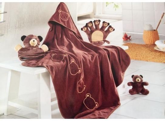 Набор детского постельного Мишка фото