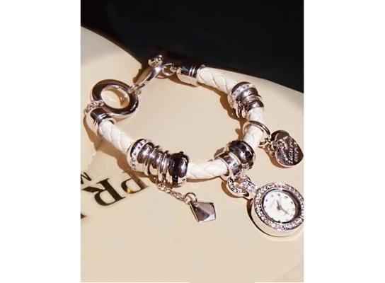 Часы - браслет в стиле Pandora фото