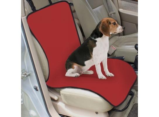 Влагостойкий чехол в авто для перевозки животных фото