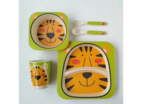Набор детский Бамбук Тигр фото