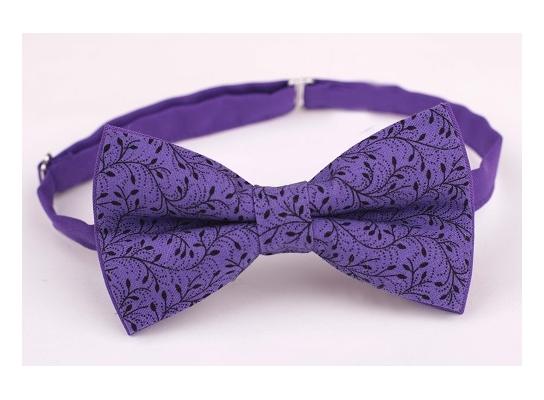 Бабочка Фиолетовые ветви фото