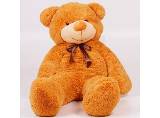 Плюшевый медведь Тедди 140 см Кремовый фото 2