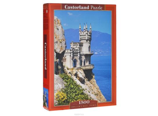 Пазл Ласточкино Гнездо на 1500 элементов фото