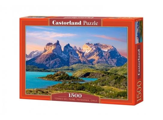 Пазл Красота Гор на 1500 элементов фото