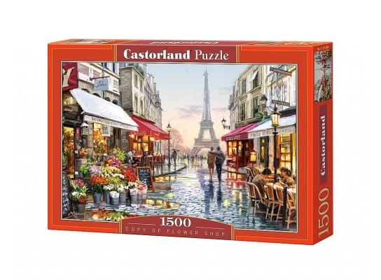 Пазл Париж на 1500 элементов фото