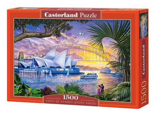 Пазл Сидней на 1500 элементов фото
