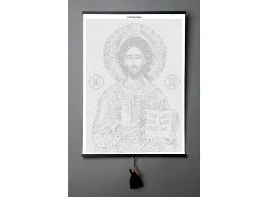 Книга на холсте Отче наш ( Молитва ) фото