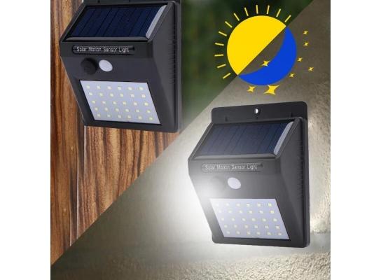 Лампа с датчиком света для входной двери 24LED фото