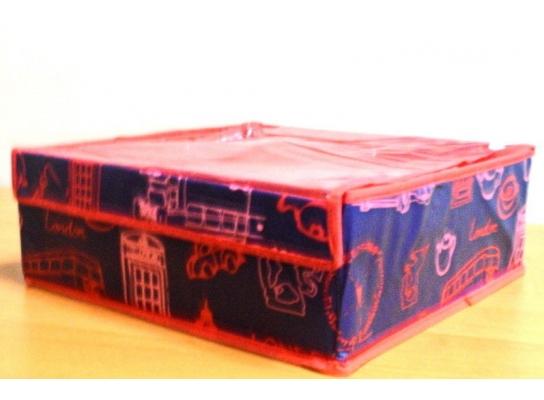 Органайзер для белья 16 секций с крышкой фото 1