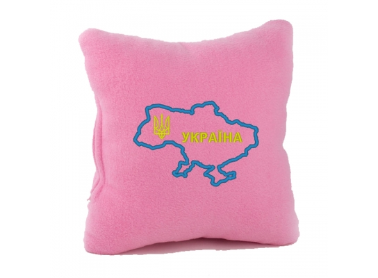 Подушка подарочная Украина фото