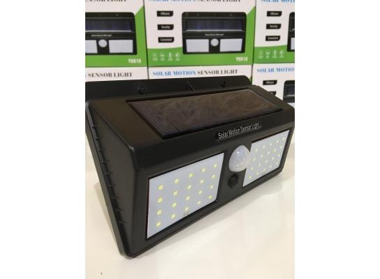 Лампа с датчиком света для входной двери YH-818/ 48 LED фото