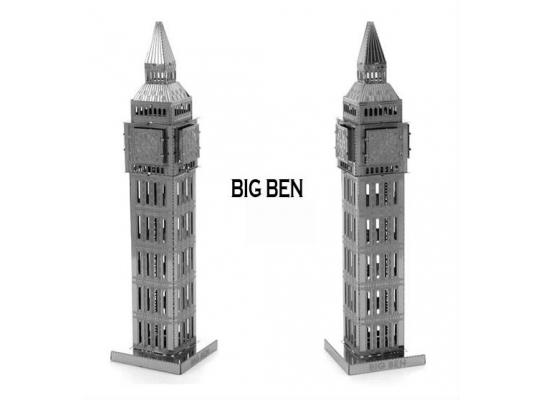 3D конструктор Биг Бен фото