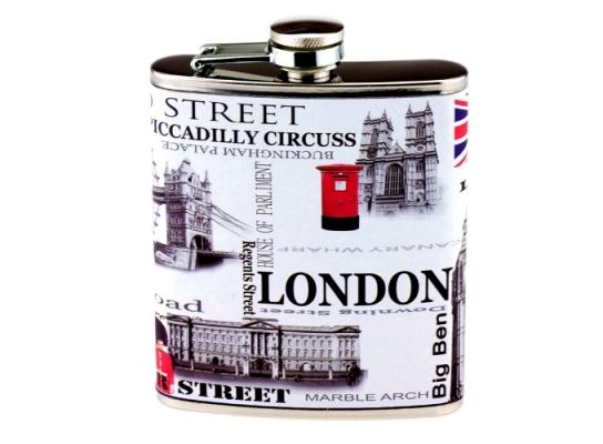 Фляга LONDON - Big Ben фото
