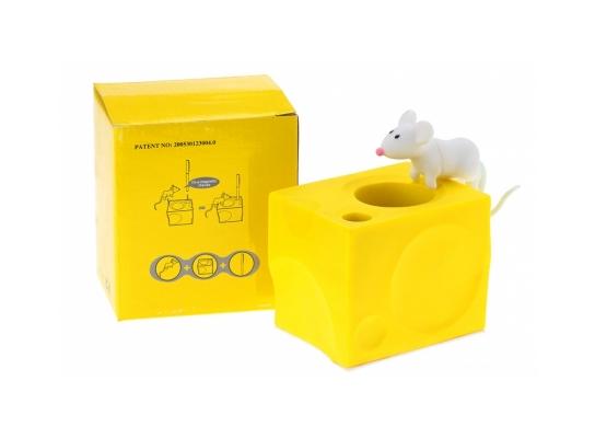 Подставка для ручек Мышка фото