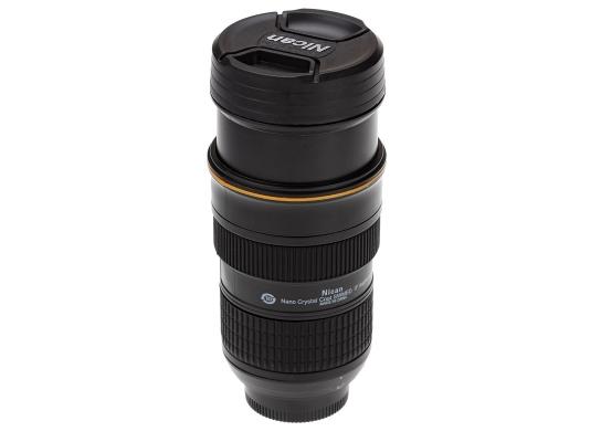 Чашка термос Фотообъектив NICAN ZOOM 450 мл. фото 2
