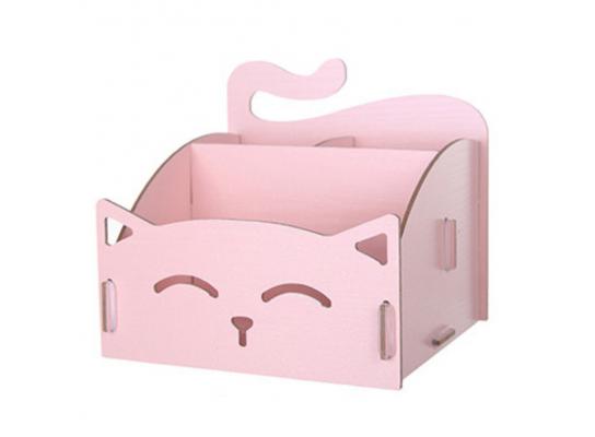 Органайзер для косметики My Cat Розовый фото