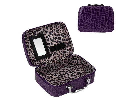 Органайзер - кейс для косметики Фиолетовый фото