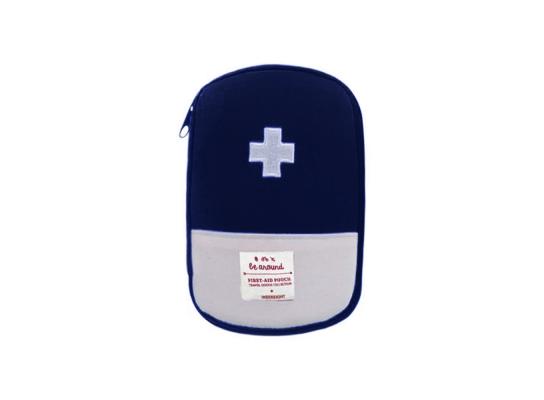 Органайзер-аптечка Синяя фото