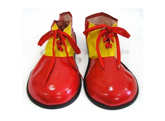 Клоунские ботинки фото