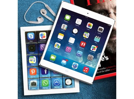 Шоколадный набор iPad фото 3