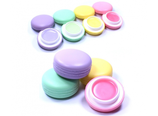 Бальзам для губ Macaron Lip Balm фото