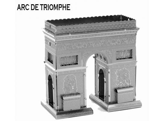 3D конструктор Триумфальная арка фото