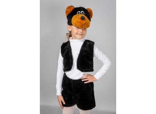 Детский карнавальный костюм Мишка фото 1