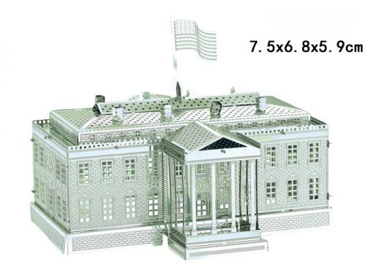3D конструктор Белый дом фото