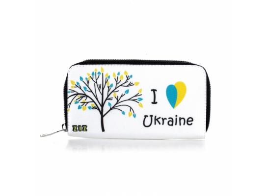 Кошелек Я люблю Украину фото