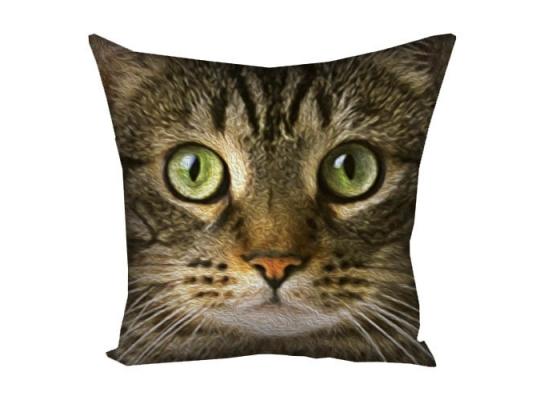 Подушка Кот Дарси фото