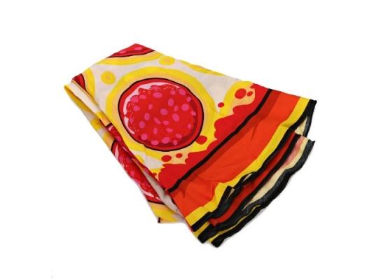 Пляжный коврик Pizza фото